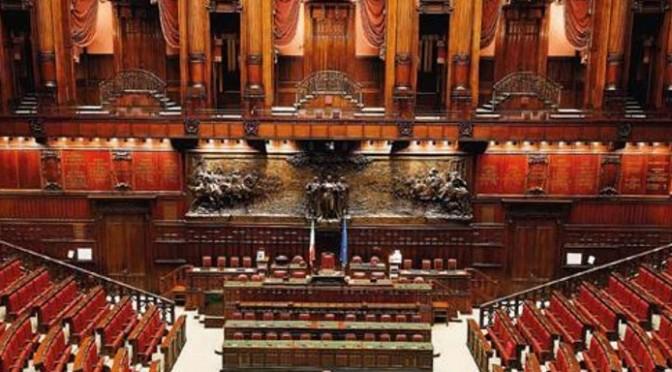 Aderisco al progetto di legge per limitare a 3 il numero dei mandati parlamentari consecutivi