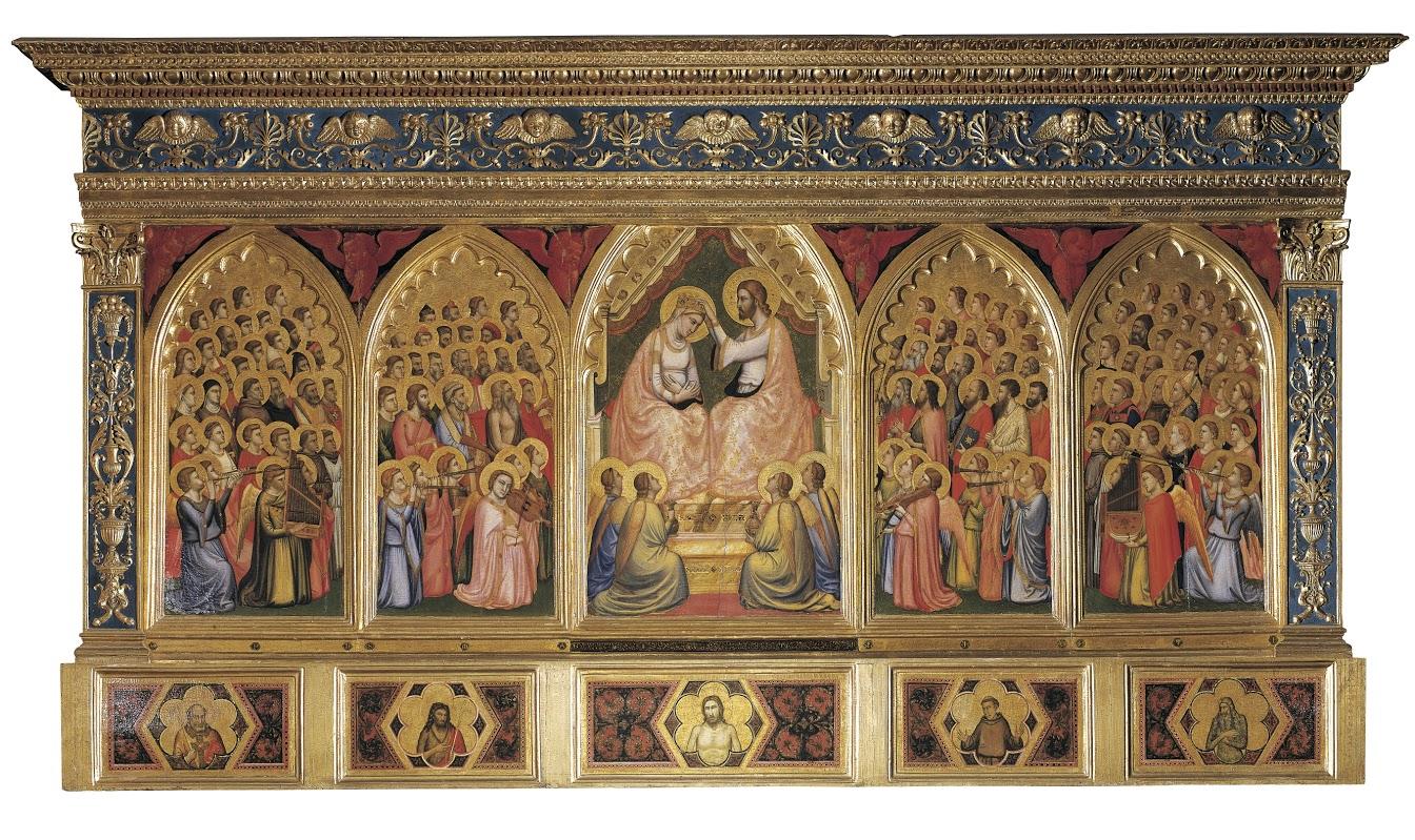 Giotto e l 39 italia a palazzo reale un omaggio al nostro for Mostre palazzo reale 2015