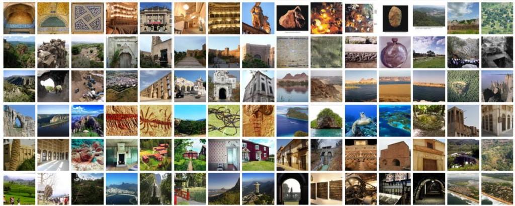 L'UNESCO, I VANDALI E IL PRINCIPATO