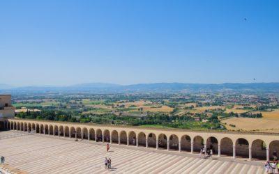 CON LE GIORNATE DEL PATRIMONIO UNESCO L'UMBRIA SI CANDIDA A MODELLO PER UN TURISMO SOSTENIBILE E DIFFUSO
