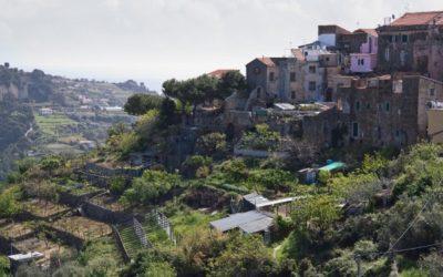 IL PAESAGGIO ITALIANO, CROCE E DELIZIA