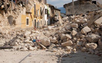 DI FRONTE ALLA TRAGEDIA DEL TERREMOTO L'ITALIA DIMOSTRI DI ESSERE UN PAESE UNITO