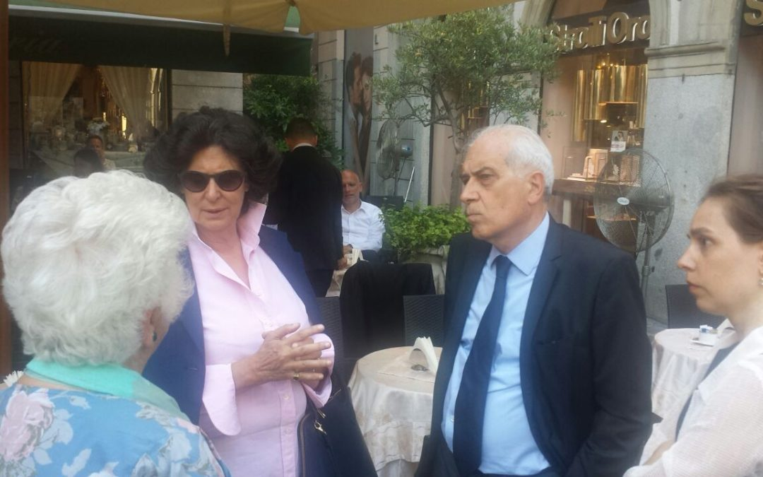 ECCO PERCHÈ SOSTENGO LA CANDIDATURA DEL SINDACO DI MONZA ROBERTO SCANAGATTI