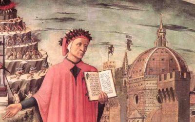 """""""QUALUNQUE PETTO AMOR D'ITALIA ACCENDE"""". Giacomo Leopardi, """"Sopra il Monumento di Dante"""" v 35"""