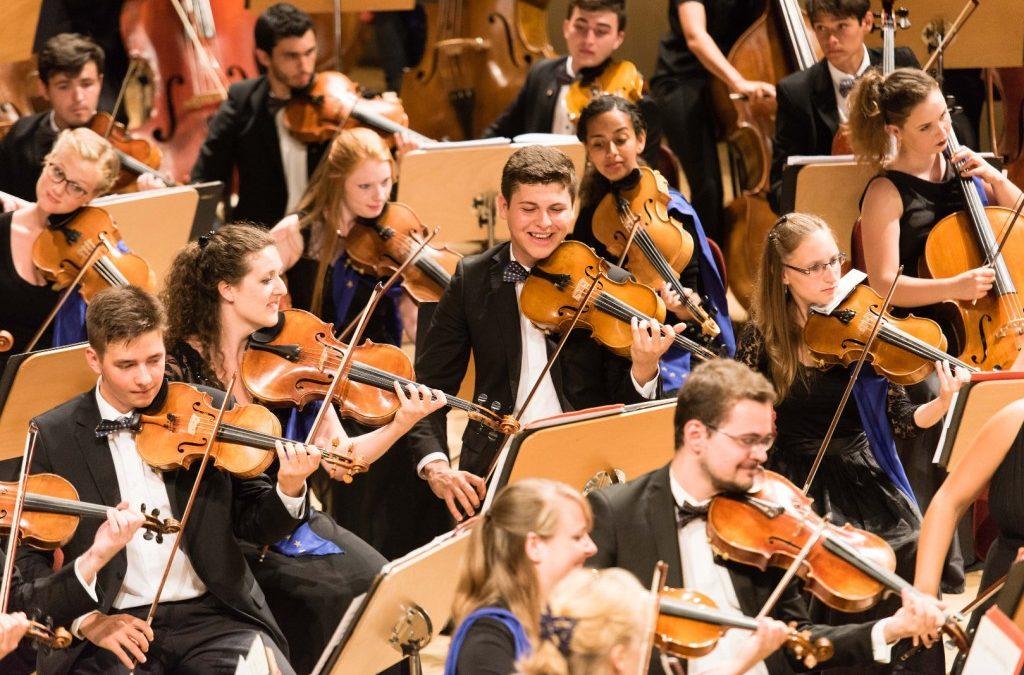 SARÀ L'ITALIA LA NUOVA CASA PER LA EUROPEAN UNION YOUTH ORCHESTRA